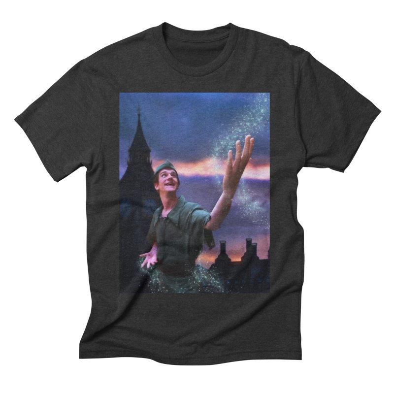 CHASING TINKER BELL Men's T-Shirt by Eddie Christian's Artist Shop