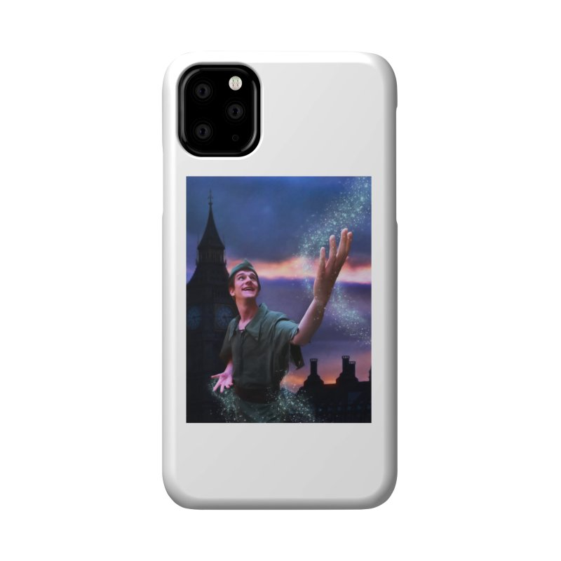 CHASING TINKER BELL Accessories Phone Case by Eddie Christian's Artist Shop