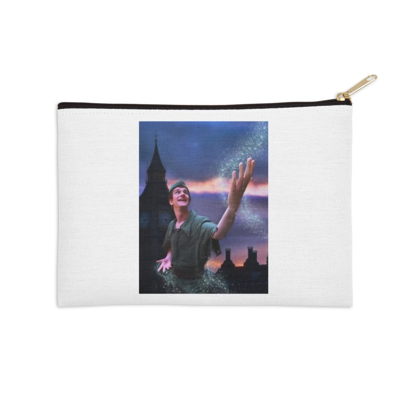 CHASING TINKER BELL Accessories Zip Pouch by Eddie Christian's Artist Shop