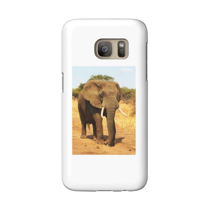 ELEPHANT WALK Accessories Phone Case by Eddie Christian's Artist Shop