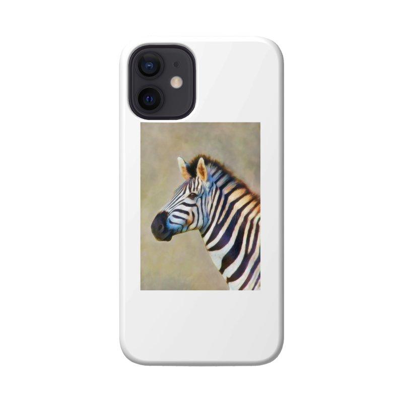THE ZEBRA Accessories Phone Case by Eddie Christian's Artist Shop