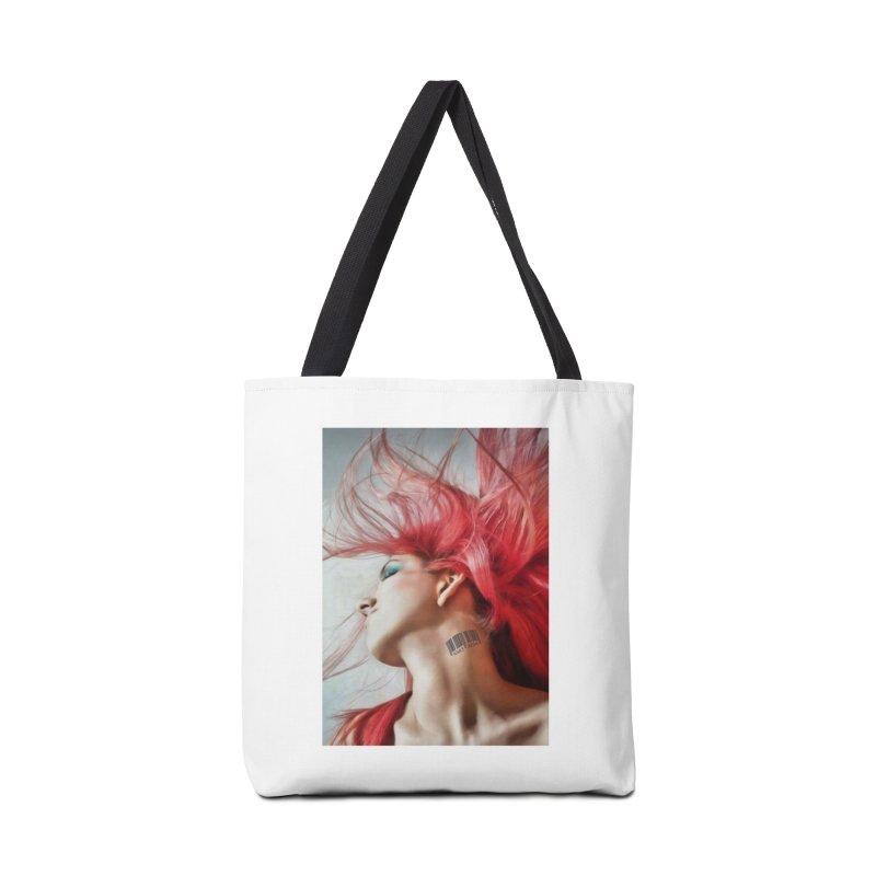 BARCODE Accessories Bag by Eddie Christian's Artist Shop