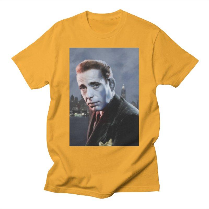 Bogie Nights Men's T-Shirt by Eddie Christian's Artist Shop