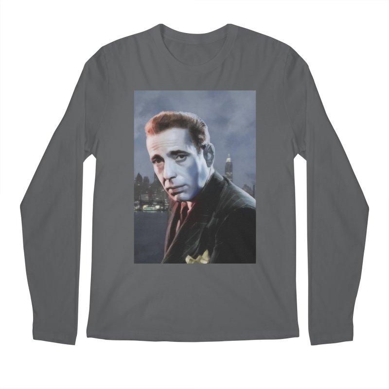 Bogie Nights Men's Longsleeve T-Shirt by Eddie Christian's Artist Shop