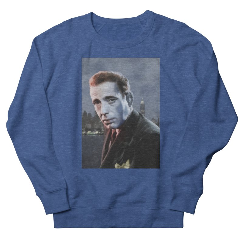 Bogie Nights Men's Sweatshirt by Eddie Christian's Artist Shop