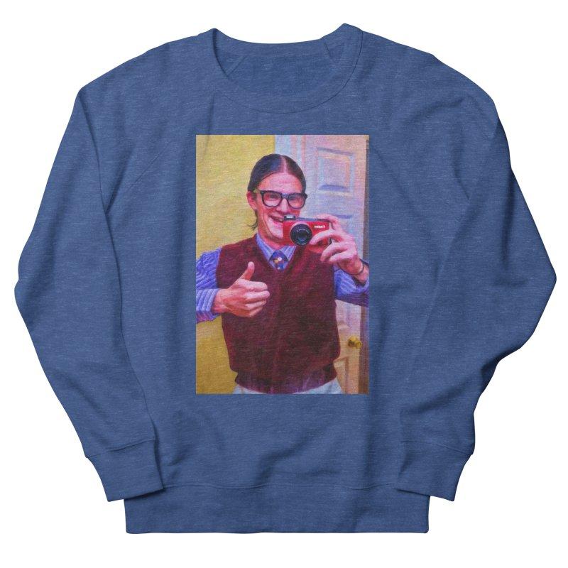 Mommie Loves Me Men's Sweatshirt by Eddie Christian's Artist Shop