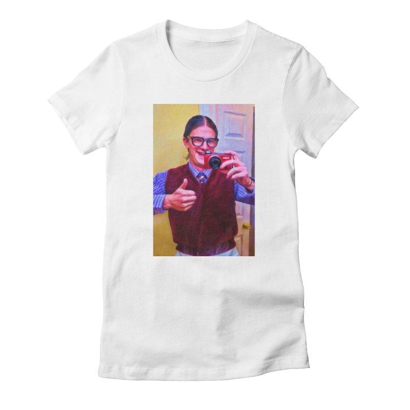 Mommie Loves Me Women's T-Shirt by Eddie Christian's Artist Shop