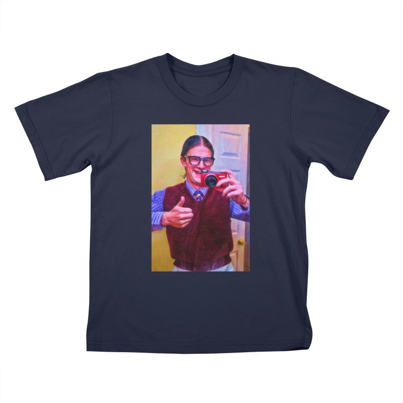Mommie Loves Me Kids T-Shirt by Eddie Christian's Artist Shop