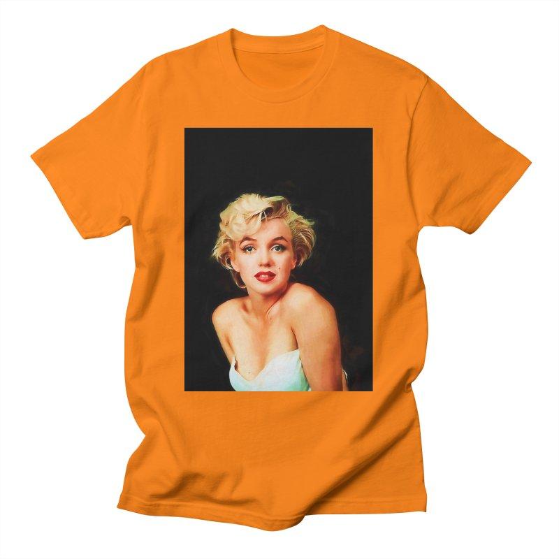 Norma Jean Men's T-Shirt by Eddie Christian's Artist Shop