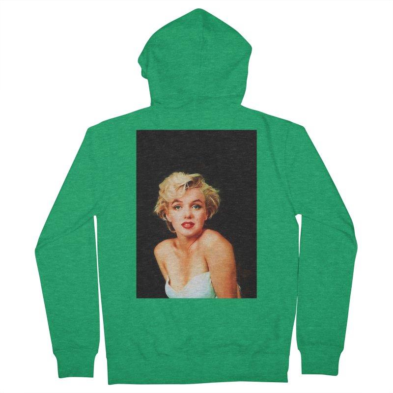 Norma Jean Women's Zip-Up Hoody by Eddie Christian's Artist Shop