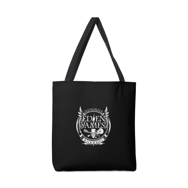 Old School Rock 'N' Roll - Tote Bag Accessories Bag by Eden James Merch Shop