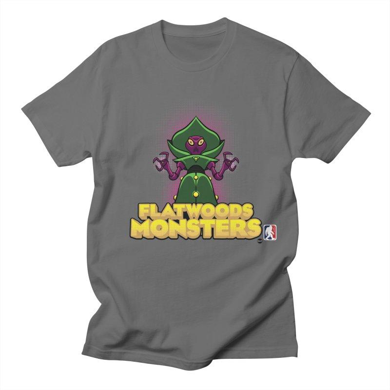 Flatwoods Monsters Men's T-Shirt by Edgar Allan Foe