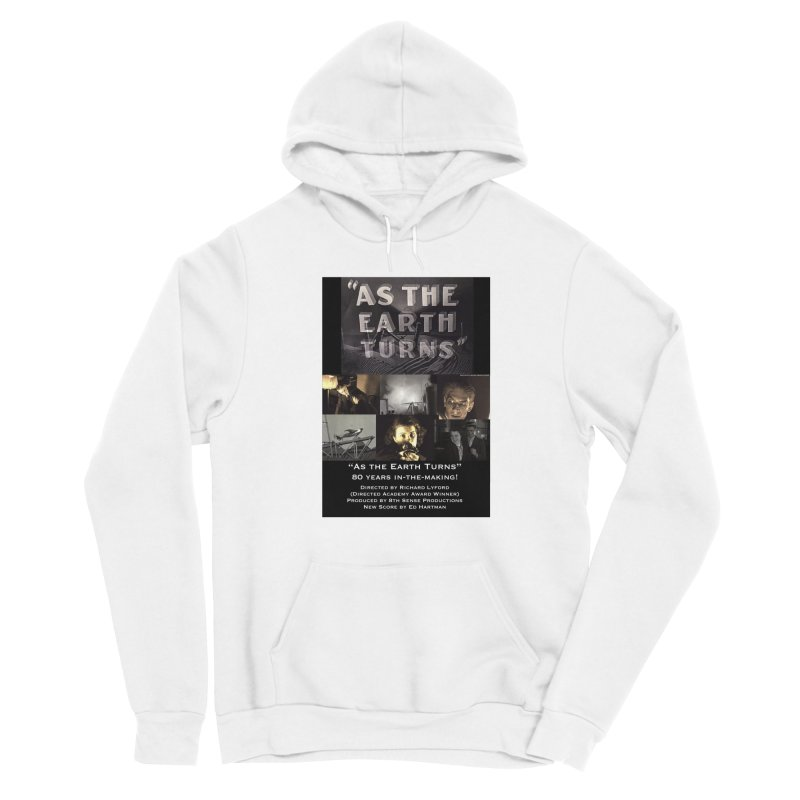 As the Earth Turns (Poster Art) Women's Sponge Fleece Pullover Hoody by EdHartmanMusic Swag Shop!