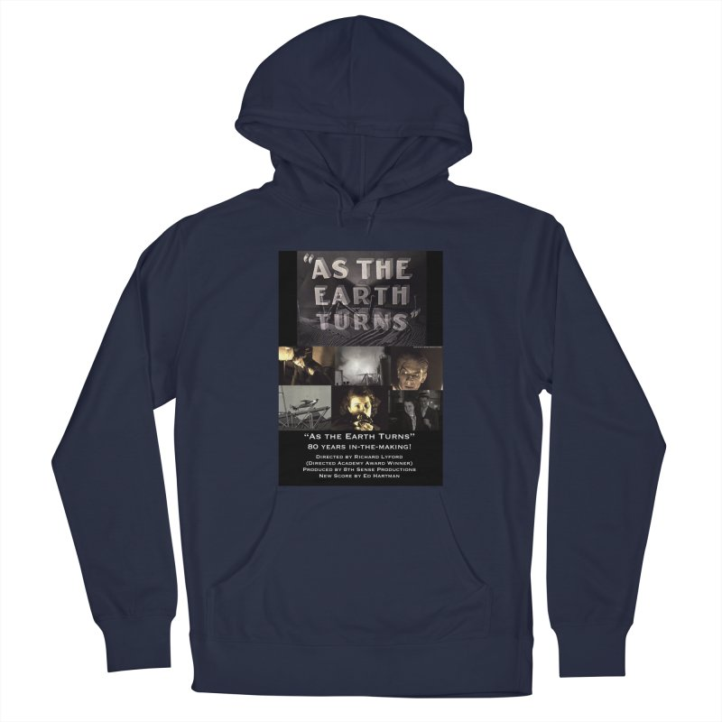 As the Earth Turns (Poster Art) Men's Pullover Hoody by EdHartmanMusic Swag Shop!