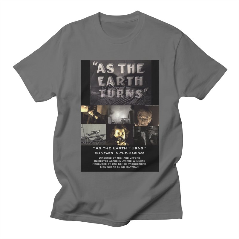 As the Earth Turns (Poster Art) Women's T-Shirt by EdHartmanMusic Swag Shop!