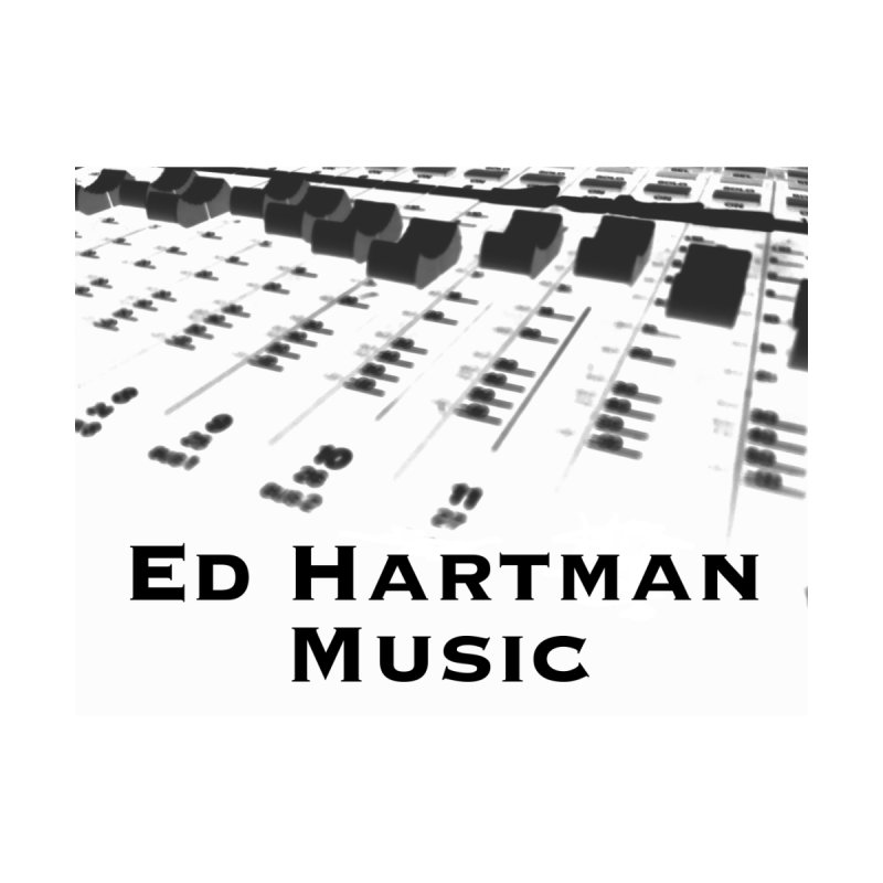 Ed Hartman Music LOGO Men's T-Shirt by EdHartmanMusic Swag Shop!