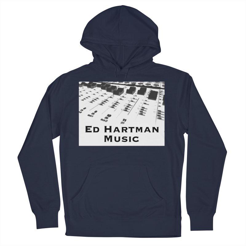 Ed Hartman Music LOGO Men's Pullover Hoody by EdHartmanMusic Swag Shop!