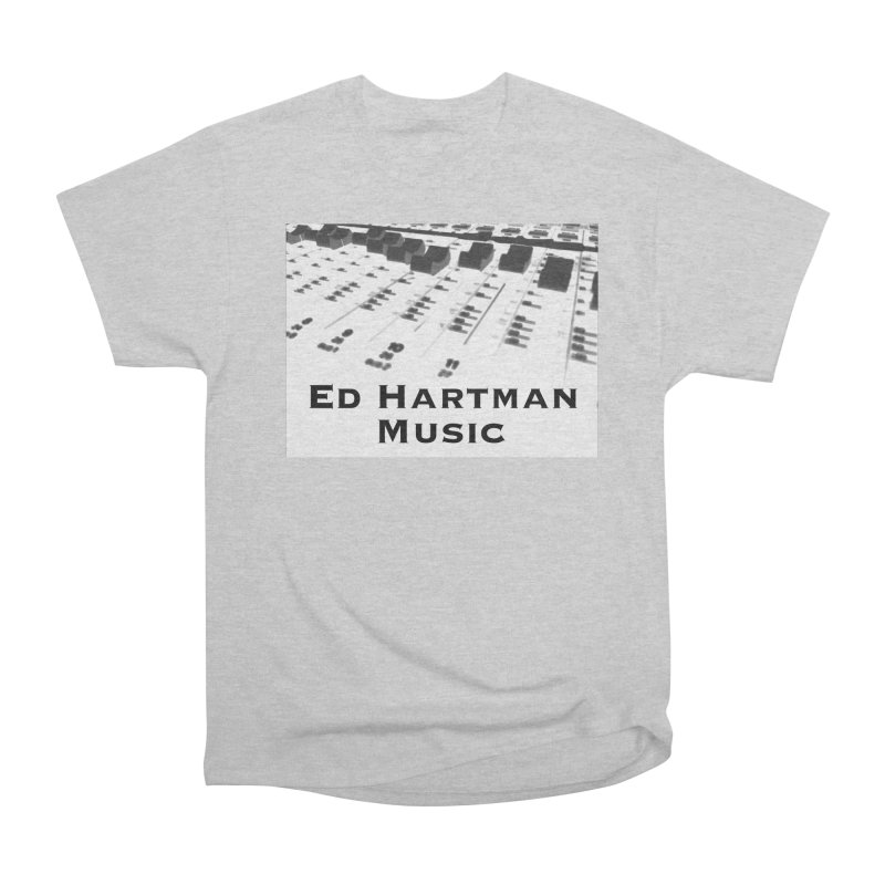 Ed Hartman Music LOGO Men's Classic T-Shirt by EdHartmanMusic Swag Shop!