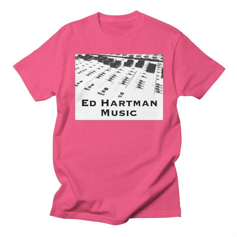 Ed Hartman Music LOGO Women's Unisex T-Shirt by EdHartmanMusic Swag Shop!