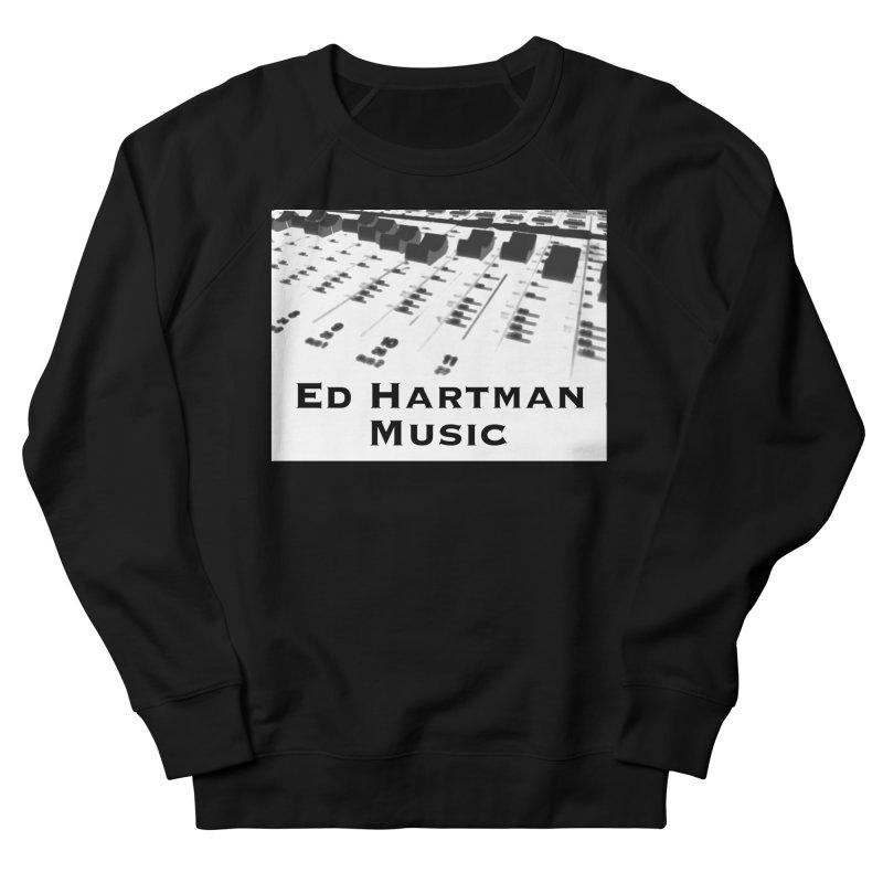 Ed Hartman Music LOGO Women's French Terry Sweatshirt by EdHartmanMusic Swag Shop!