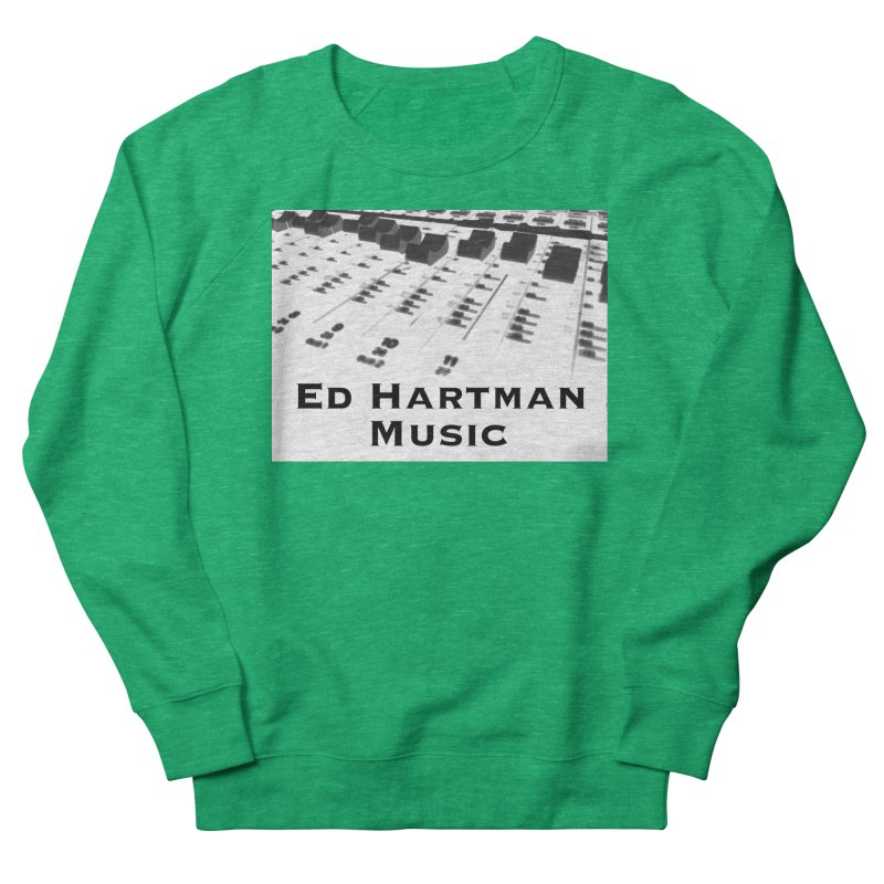 Ed Hartman Music LOGO Men's Sweatshirt by EdHartmanMusic Swag Shop!