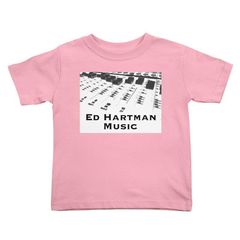 Ed Hartman Music LOGO Kids Toddler T-Shirt by EdHartmanMusic Swag Shop!