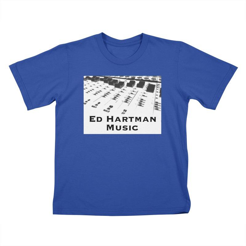 Ed Hartman Music LOGO Kids T-Shirt by EdHartmanMusic Swag Shop!