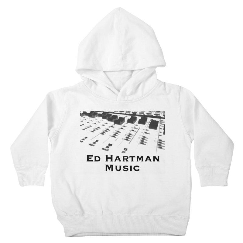 Ed Hartman Music LOGO Kids Toddler Pullover Hoody by EdHartmanMusic Swag Shop!