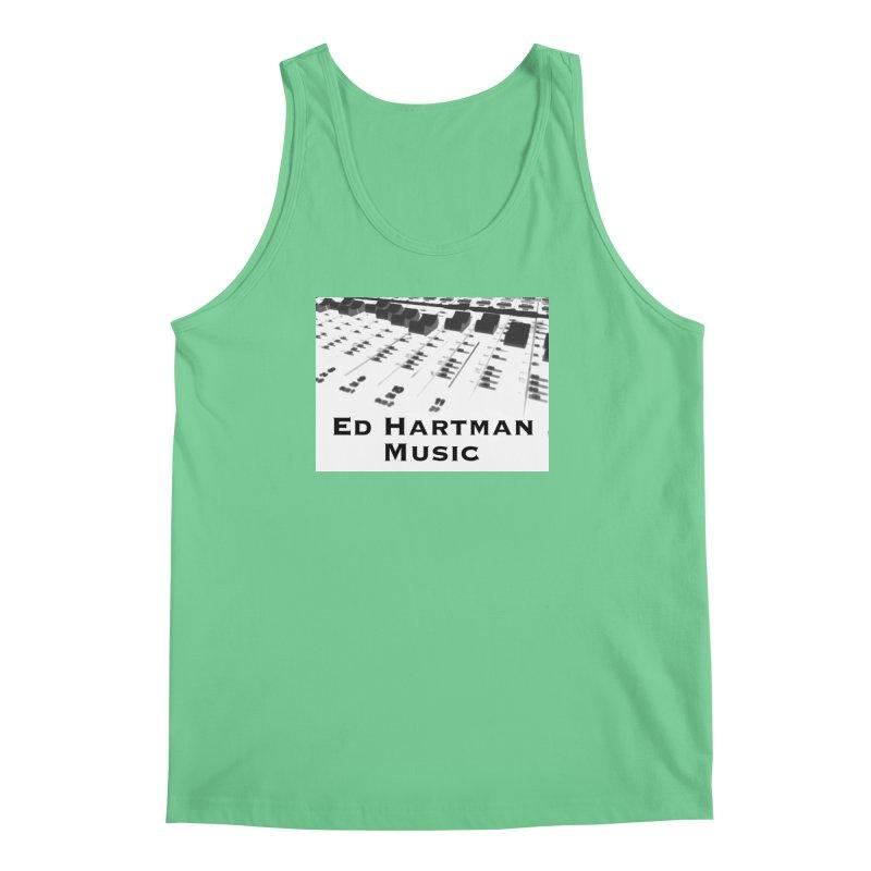 Ed Hartman Music LOGO Men's Tank by EdHartmanMusic Swag Shop!