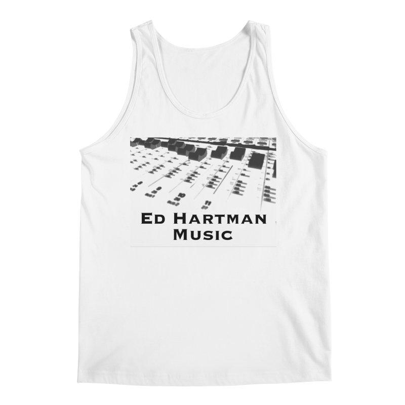 Ed Hartman Music LOGO Men's Regular Tank by EdHartmanMusic Swag Shop!