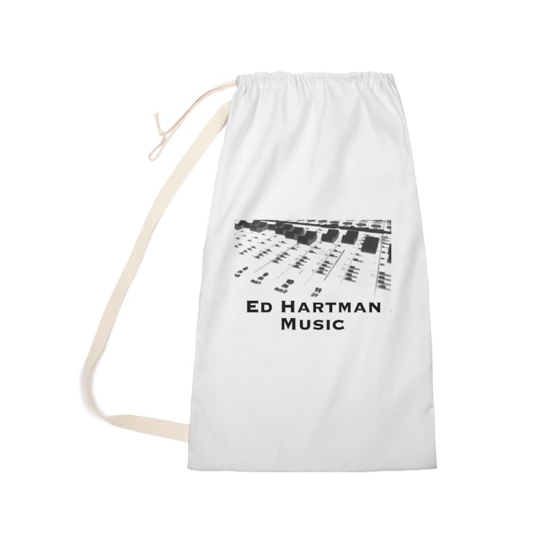Ed Hartman Music LOGO Accessories Bag by EdHartmanMusic Swag Shop!