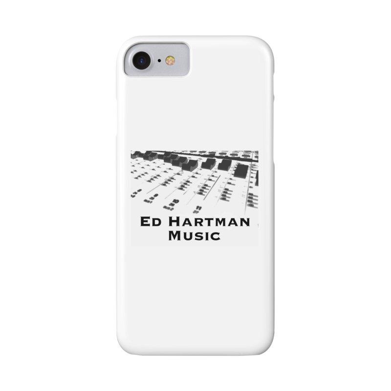 Ed Hartman Music LOGO Accessories Phone Case by EdHartmanMusic Swag Shop!