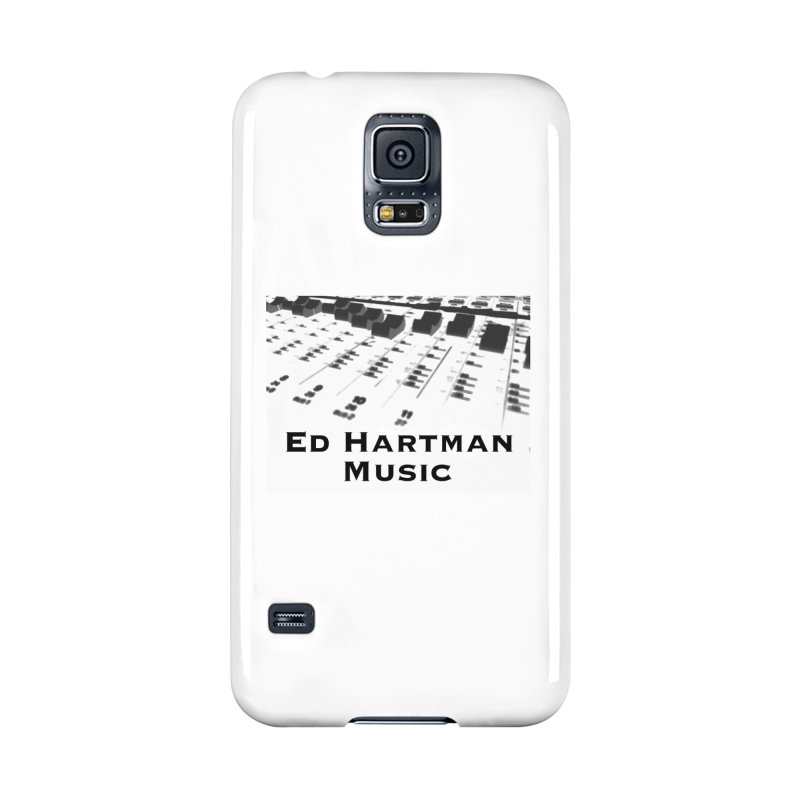 Ed Hartman Music LOGO Accessories Phone Case by EdHartmanMusic Swag Shop!