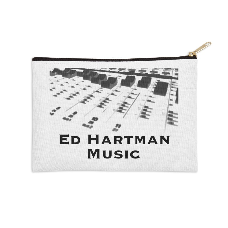 Ed Hartman Music LOGO Accessories Zip Pouch by EdHartmanMusic Swag Shop!