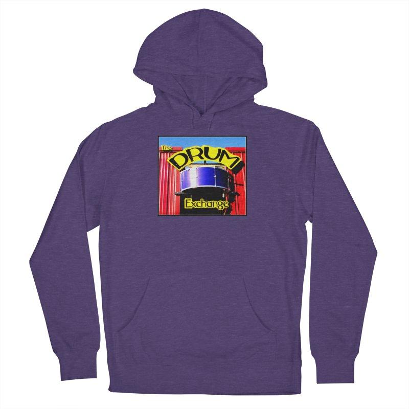 Drum Exchange Sign Men's Pullover Hoody by EdHartmanMusic Swag Shop!