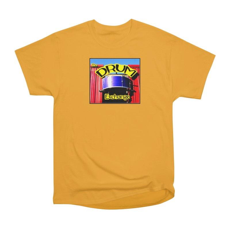 Drum Exchange Sign Men's Classic T-Shirt by EdHartmanMusic Swag Shop!