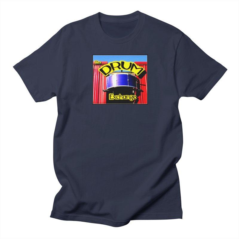 Drum Exchange Sign Men's T-Shirt by EdHartmanMusic Swag Shop!