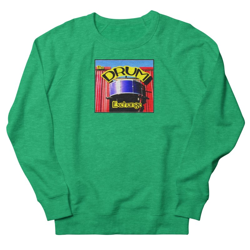 Drum Exchange Sign Women's Sweatshirt by EdHartmanMusic Swag Shop!