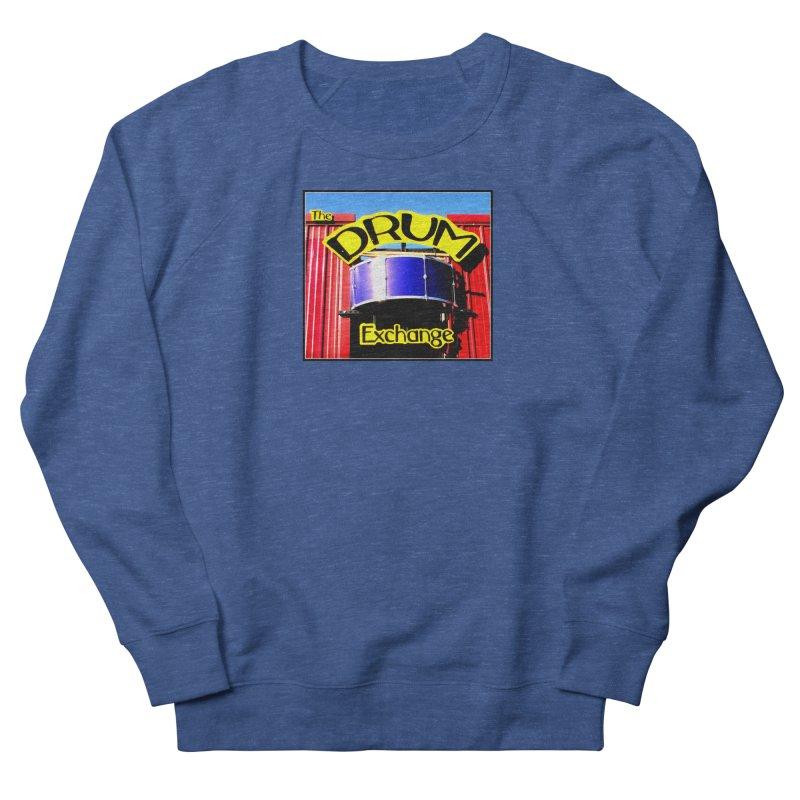 Drum Exchange Sign Men's Sweatshirt by EdHartmanMusic Swag Shop!