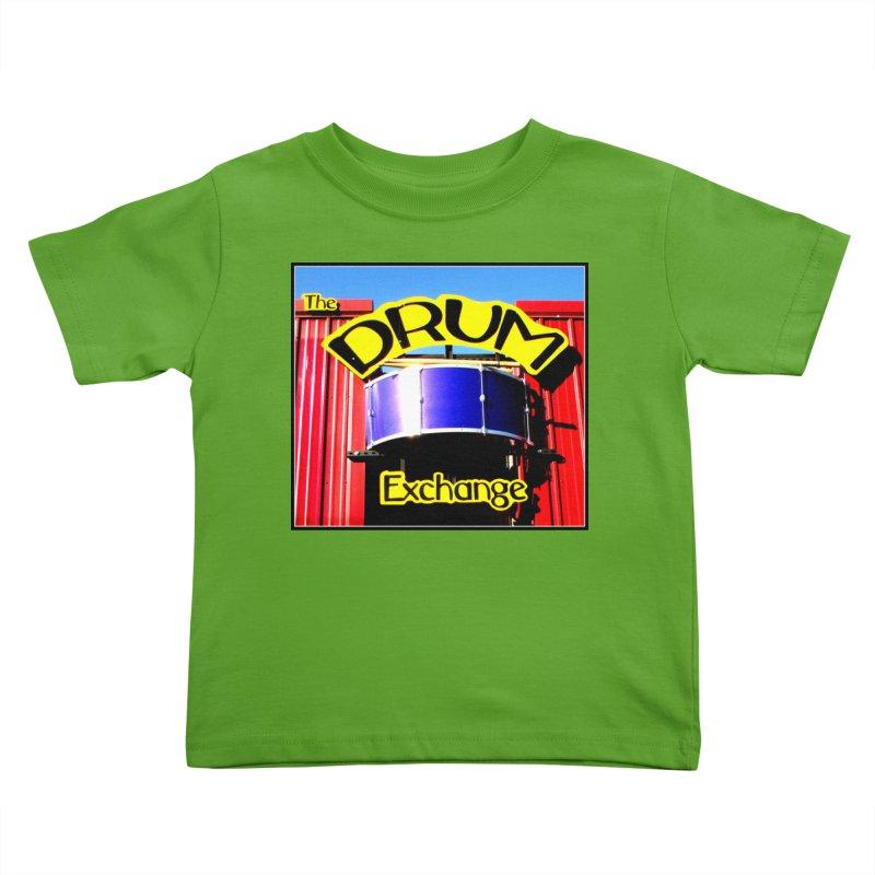 Drum Exchange Sign Kids Toddler T-Shirt by EdHartmanMusic Swag Shop!