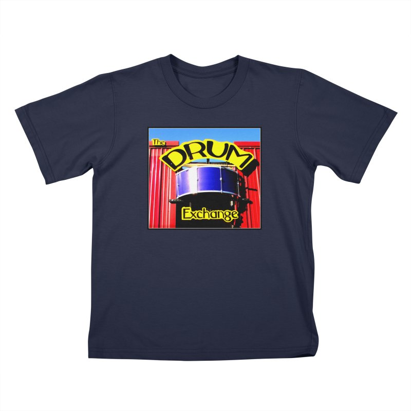 Drum Exchange Sign Kids T-Shirt by EdHartmanMusic Swag Shop!