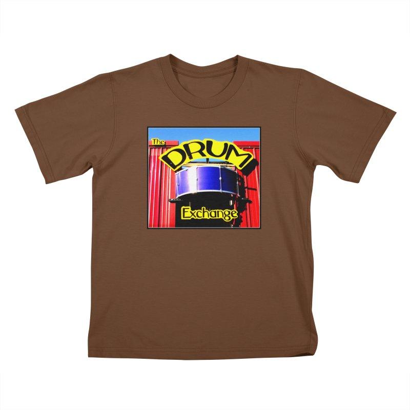 Drum Exchange Sign Kids T-Shirt by EdHartmanMusic Swag Shop!