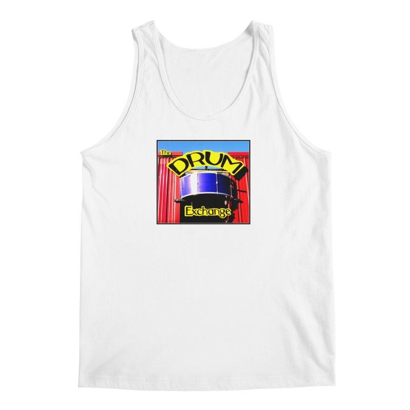 Drum Exchange Sign Men's Tank by EdHartmanMusic Swag Shop!