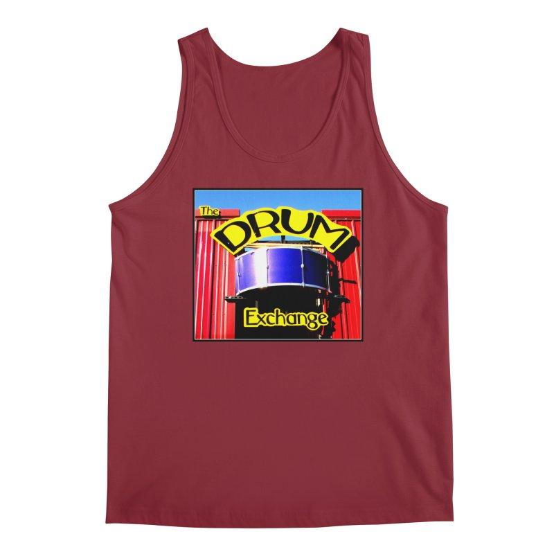 Drum Exchange Sign Men's Regular Tank by EdHartmanMusic Swag Shop!