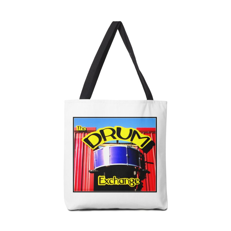 Drum Exchange Sign Accessories Tote Bag Bag by EdHartmanMusic Swag Shop!