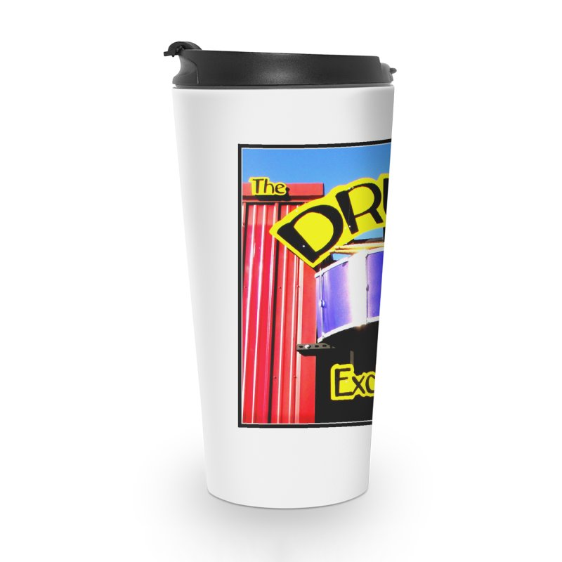 Drum Exchange Sign Accessories Travel Mug by EdHartmanMusic Swag Shop!