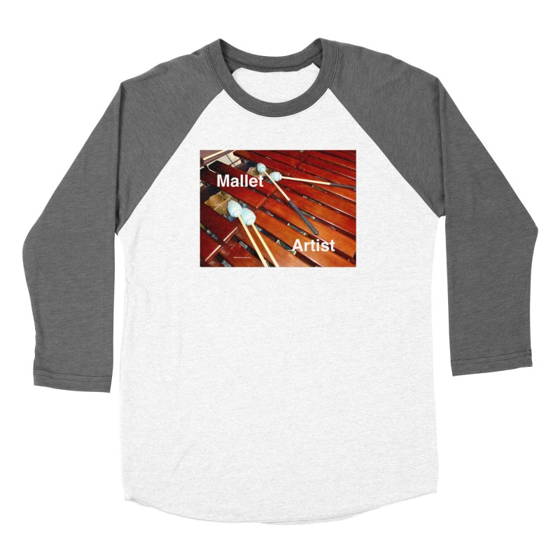Mallet Artist Women's Longsleeve T-Shirt by EdHartmanMusic Swag Shop!