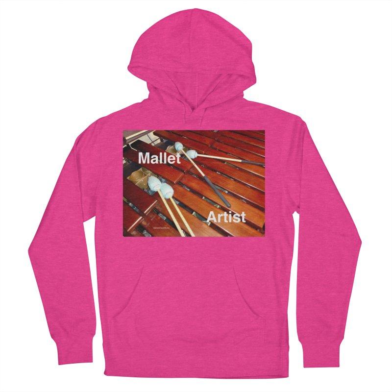 Mallet Artist Men's Pullover Hoody by EdHartmanMusic Swag Shop!