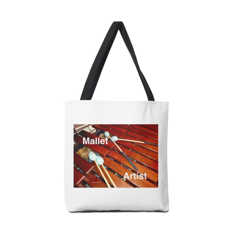 Mallet Artist Accessories Tote Bag Bag by EdHartmanMusic Swag Shop!