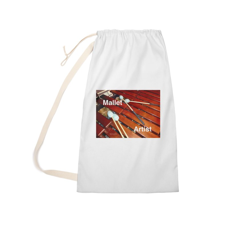 Mallet Artist Accessories Laundry Bag Bag by EdHartmanMusic Swag Shop!